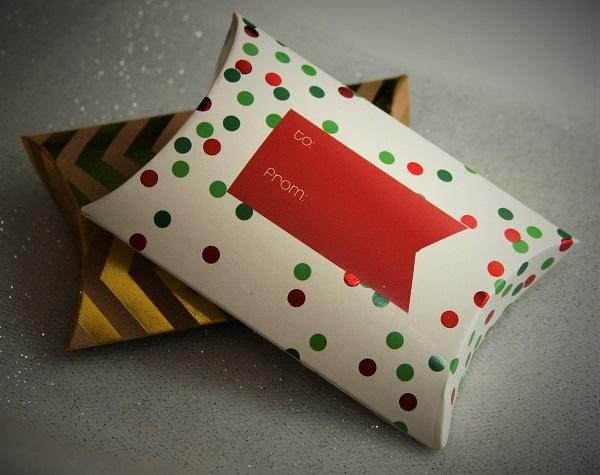 Polštářkovou krabičku snadno vyrobíte, dobře se zdobí. (Foto: pixabay.com)